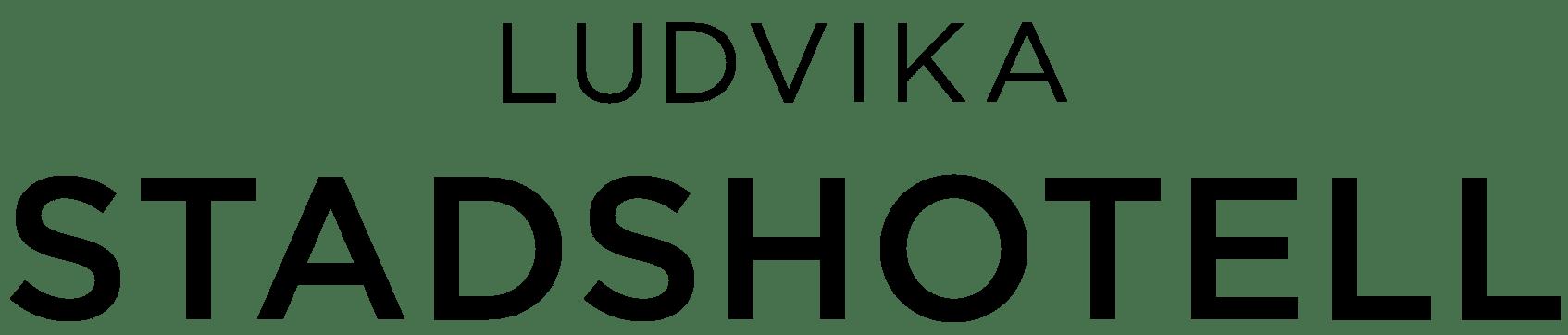 Ludvika stadshotell logotype